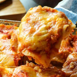 Easy Comforting Lasagna