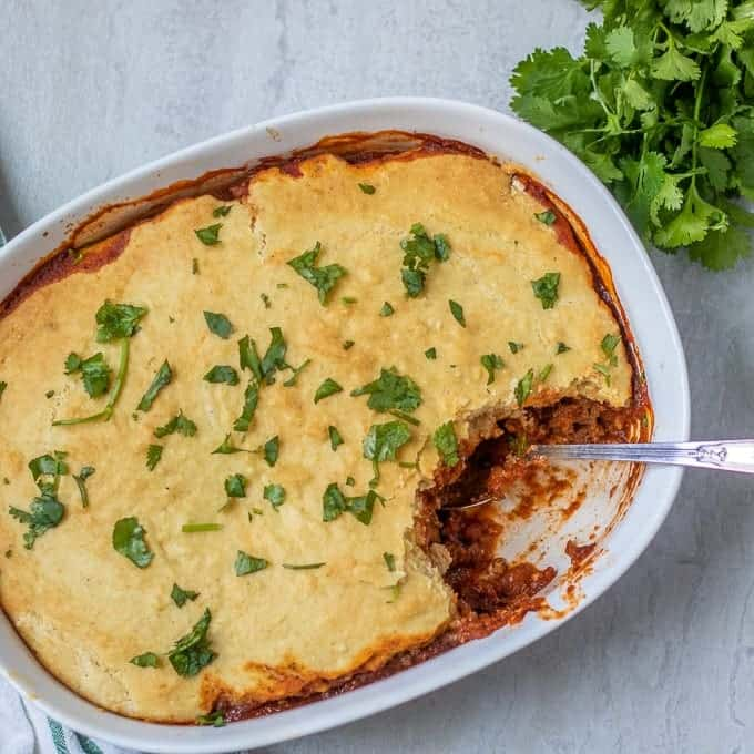 Easy And Loved Tamale Pie A Mind Quot Full Quot Mom