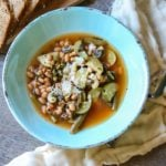 Slow Cooker Italian Minestrone