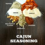 DIY Cajun Seasoning