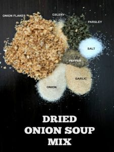 DIY Dry Onion Soup Mix