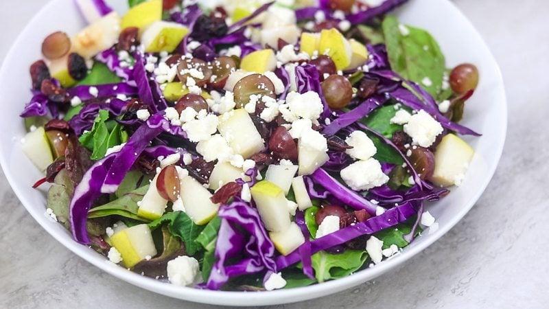 Simple Winter Salad Recipe