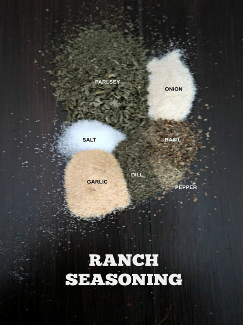 how to make ranch seasoning