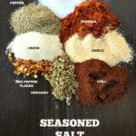 DIY Seasoned Salt
