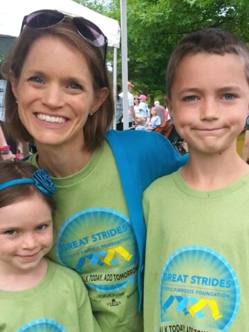 Great Strides Picture