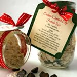 DIY Oatmeal Chocolate Chip Pancake Mix with Printable Gift Tags and GIVEAWAY