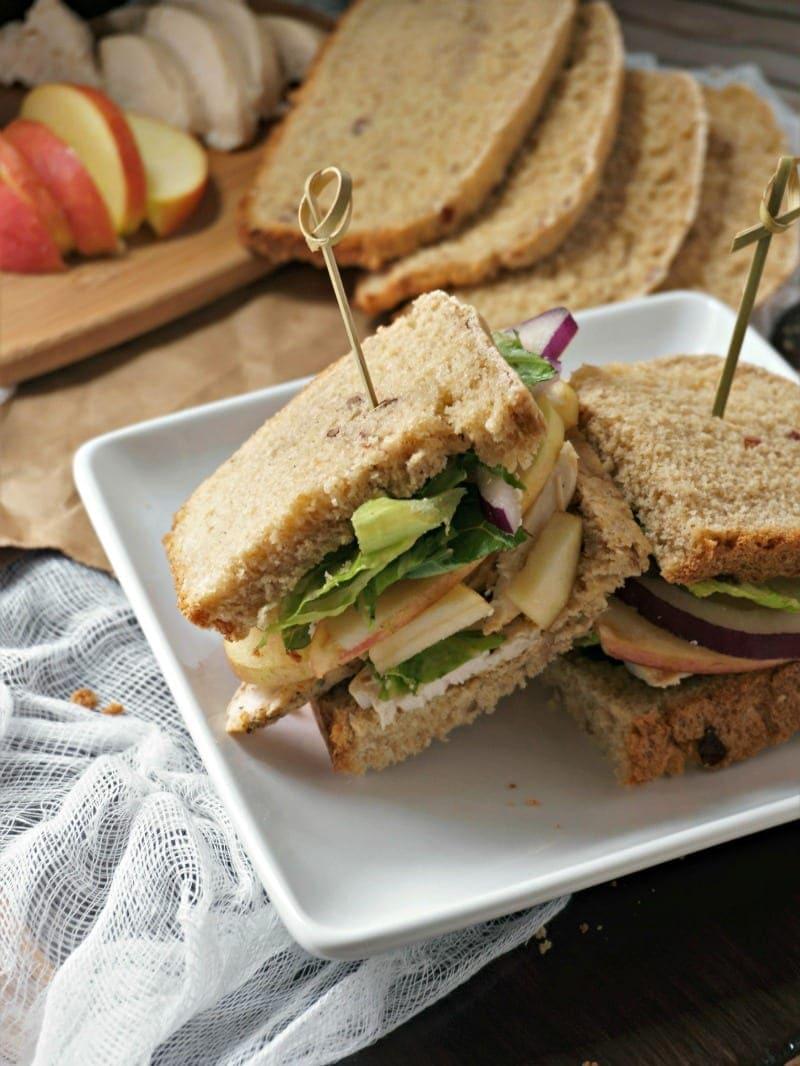 Copycat Panera Turkey Sandwich A Mind Full Mind