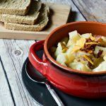 30 Minute Baked Potato Soup