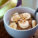 Banana Nut Quinoa Porridge