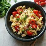 Antipasto Pasta Salad #SundaySupper