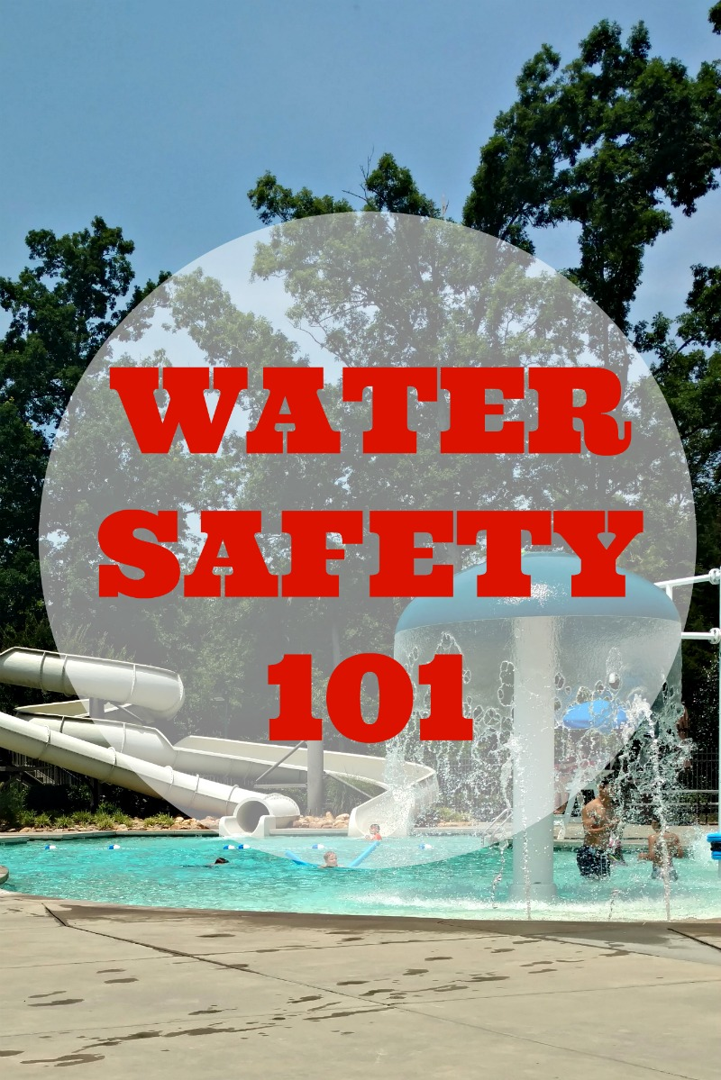 Water Safety 101: Safety tips to prevent childhood drowning.