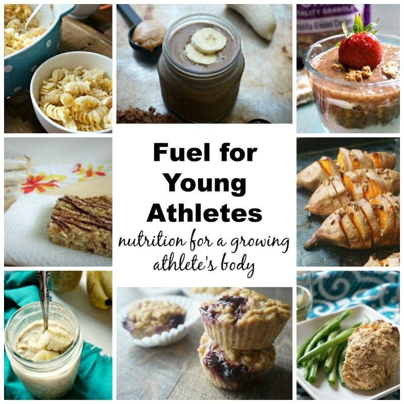Fuel for Young Athletes: What to feed a growing athlete