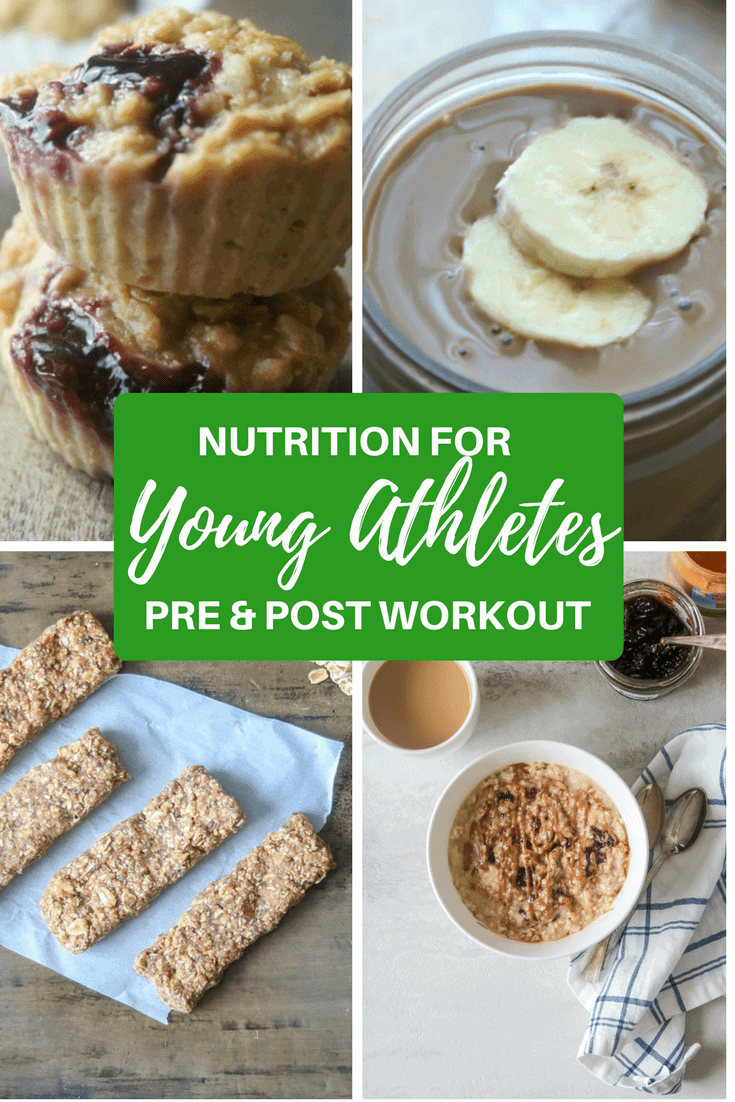 Feeding Your Athlete: How to properly feed your growing athlete who is active in sports to maximize their performance and recovery, while encouraging them to be their best! #nutrition #sportsnutrition #fitfood #postworkout #preworkout