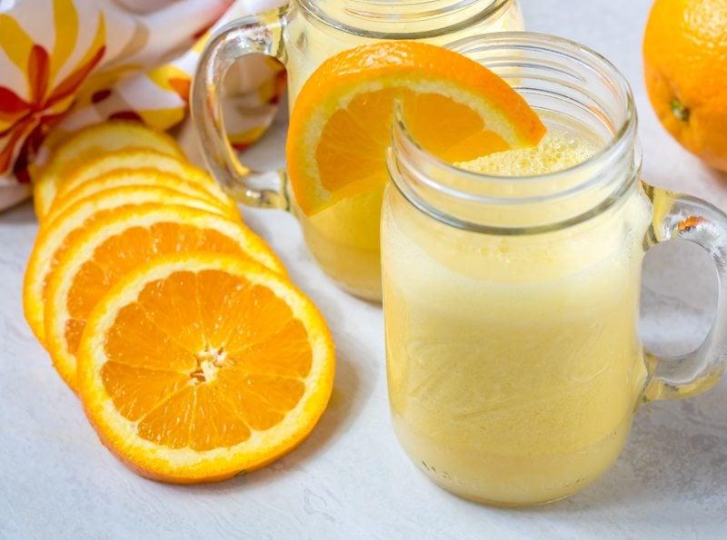 Dairy Free Orange Julius Recipe
