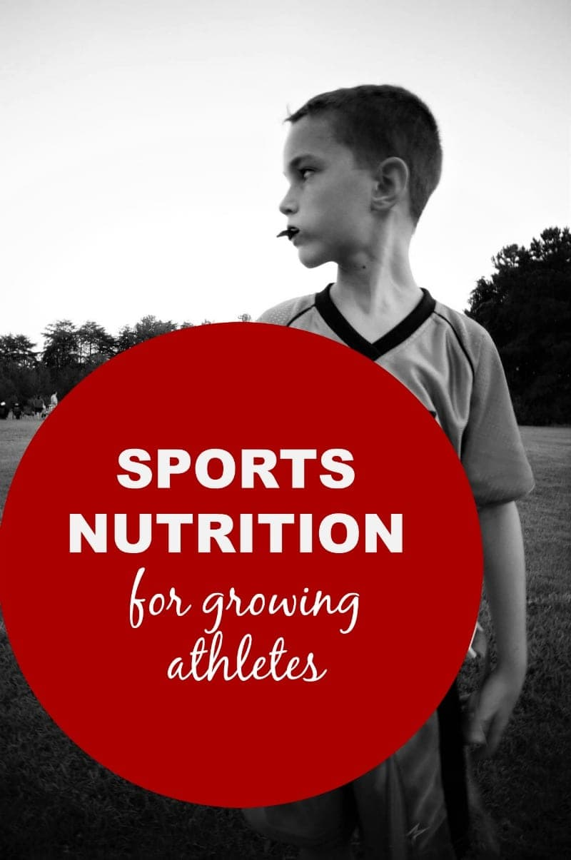 Sports Nutrition for Growing Althletes: What they need to eat before and after a practice or game
