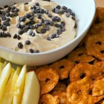5 Ingredient Buckeye Dip #SundaySupper