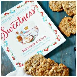Chewy Cranberry Zinger Cookies