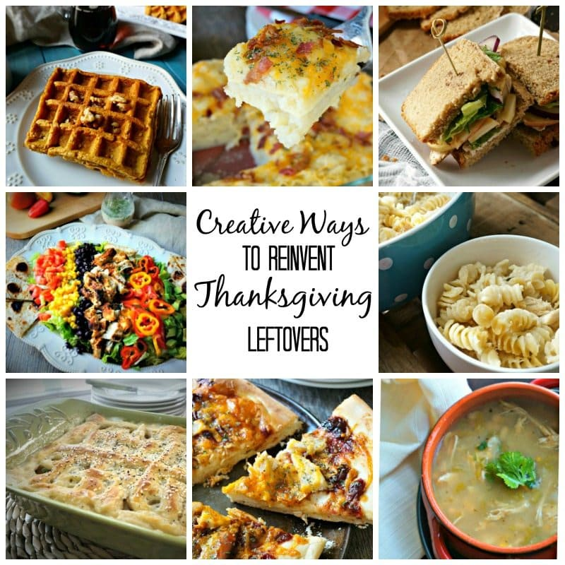 13 Recipes to Reinvent Thanksgiving Leftovers: From Breakfast to Dinner from turkey to mashed potatoes, these are creative ways to use up your holiday leftovers.