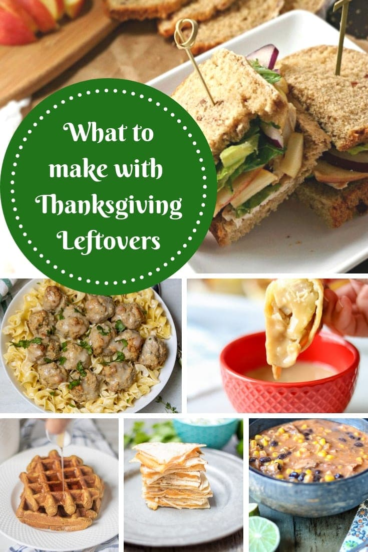 Are you looking for delicious recipes to reinvent Thanksgiving Leftovers?! From Breakfast to Dinner, from turkey to mashed potatoes to cranberry sauce, these recipes will make your Thanksgiving Leftovers shine!