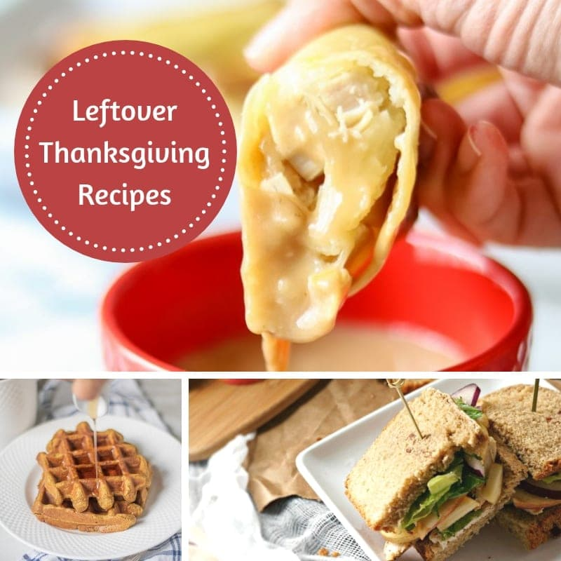 Leftover Thanksgiving Recipes