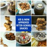 Easy and Healthy After-School Snacks