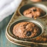 Whole Wheat Blueberry Muffin Recipe