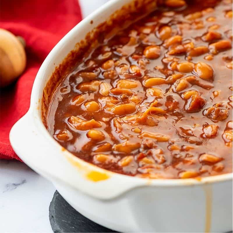 The Best Baked Beans From Scratch A Mind Full Mom