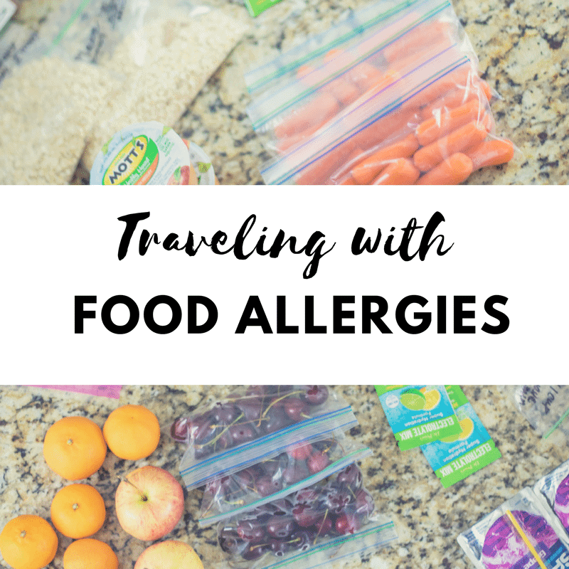How to safely travel and eat on trips with food restrictions from food allergies or chornic disease.