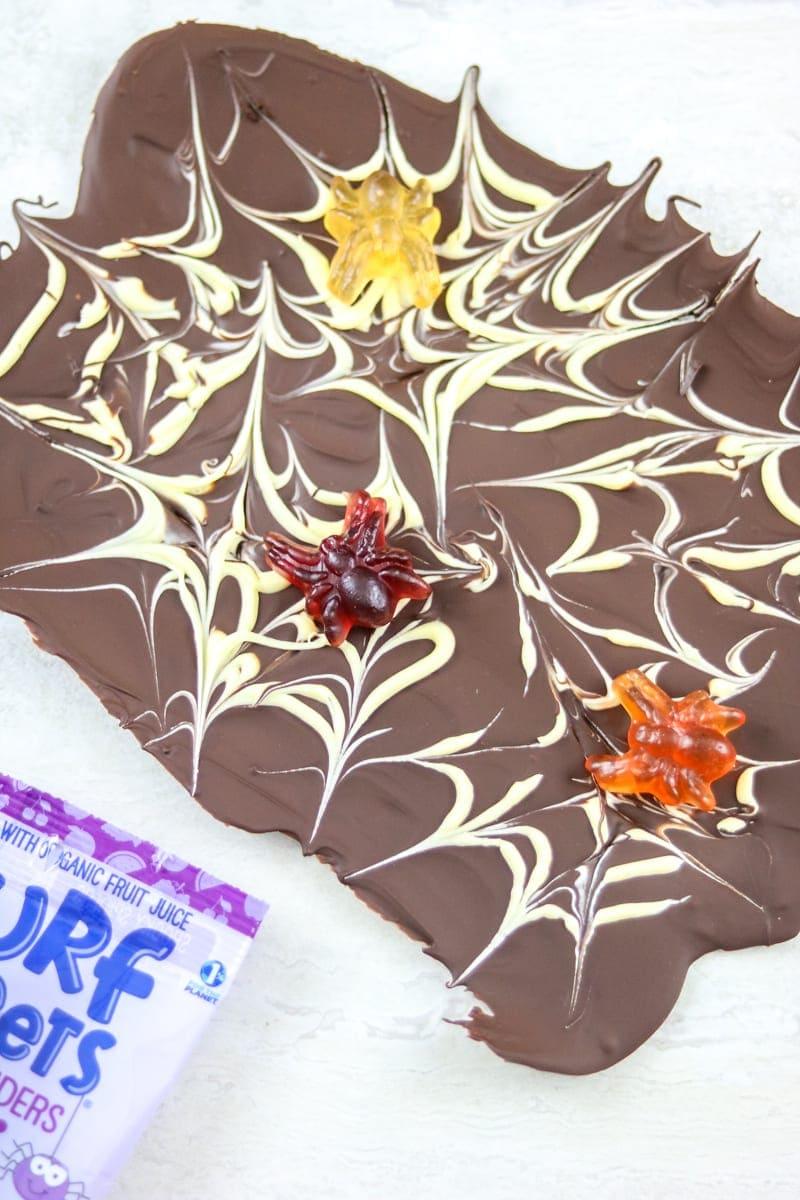 Easy 2 Ingredient Chocolate Bark | Dairy-Free Recipe | Easy Recipe | Dairy-