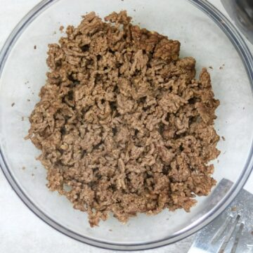 How to Cook Ground Beef from Frozen and Fresh.