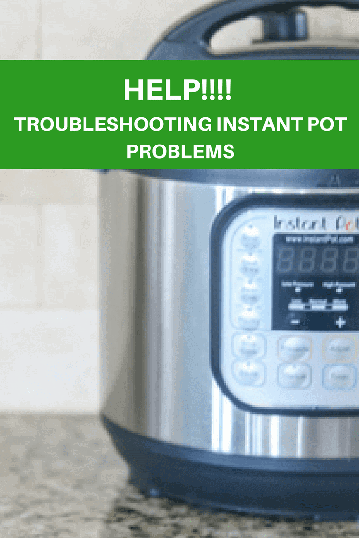 Reasons why Instant Pot is NOT sealing: Troubleshooting all the various reasons an electric pressure cooker may not seal properly and how to fix the issue so you can get back to pressure cooking with success. #instantpot #electricpressurecooker #pressurecooking
