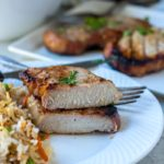 Juicy Pork Loin Chop