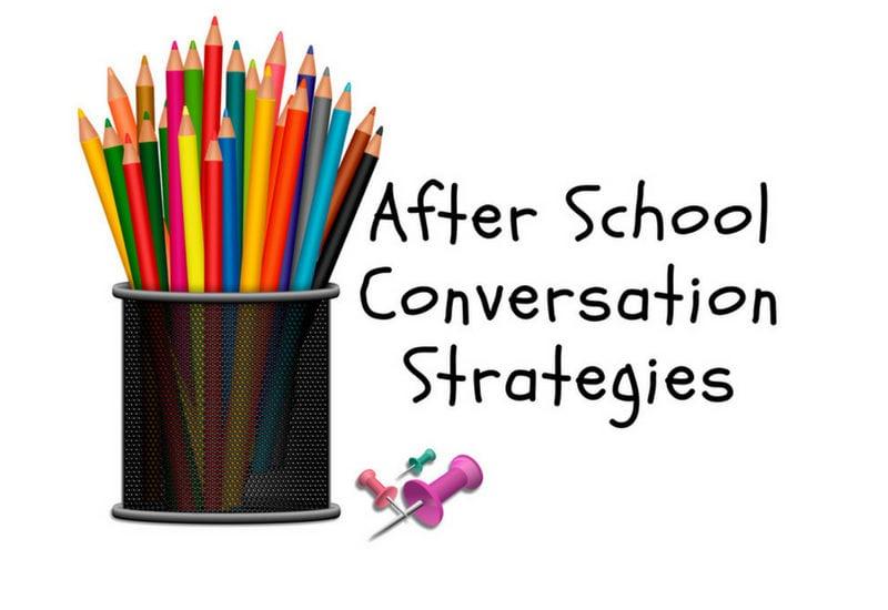 After School Conversation Tips