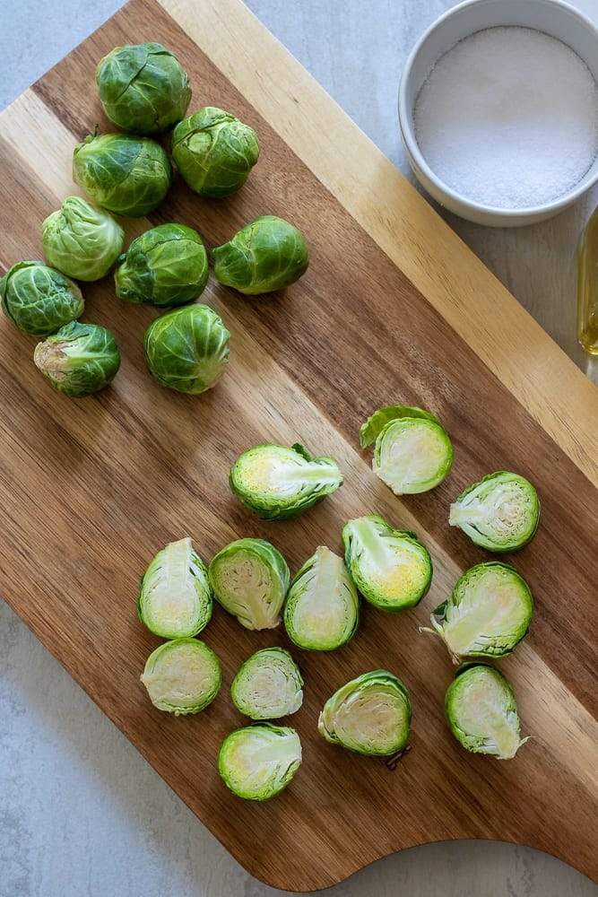 Prepared Brussel Sprouts