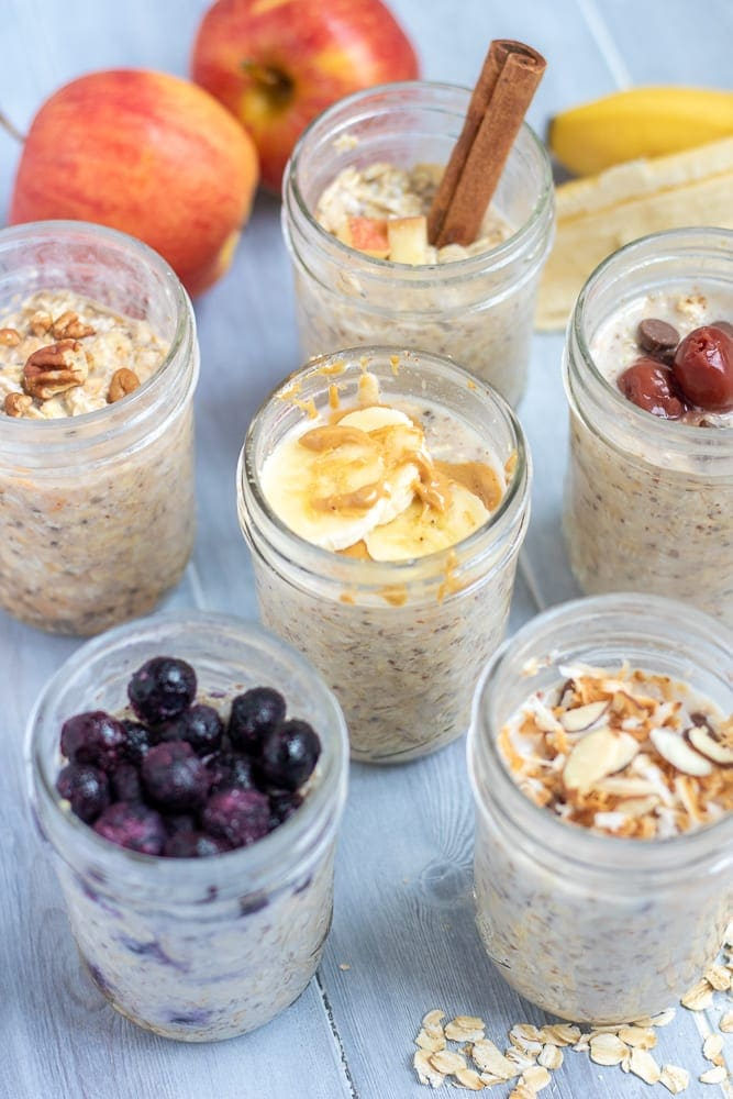 Flavors for Overnight Oatmeal