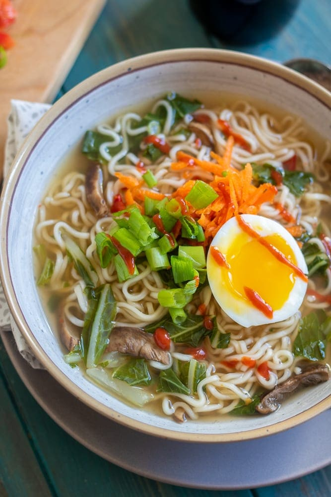 Easy Homemade Ramen Recipe | A Mind