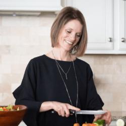 Kristen Cooking