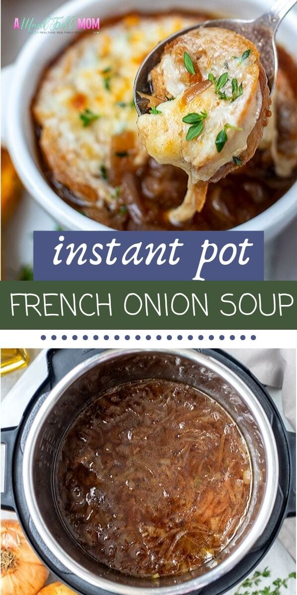 If you love French Onion Soup at steak house restaurants, you must make this French Onion Soup recipe.