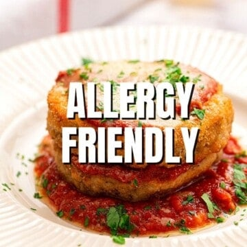 Allergy Friendly Recipes