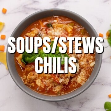 Soup, Stew, and Chili Recipes