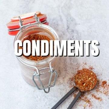 DIY/Condiments/Sauces