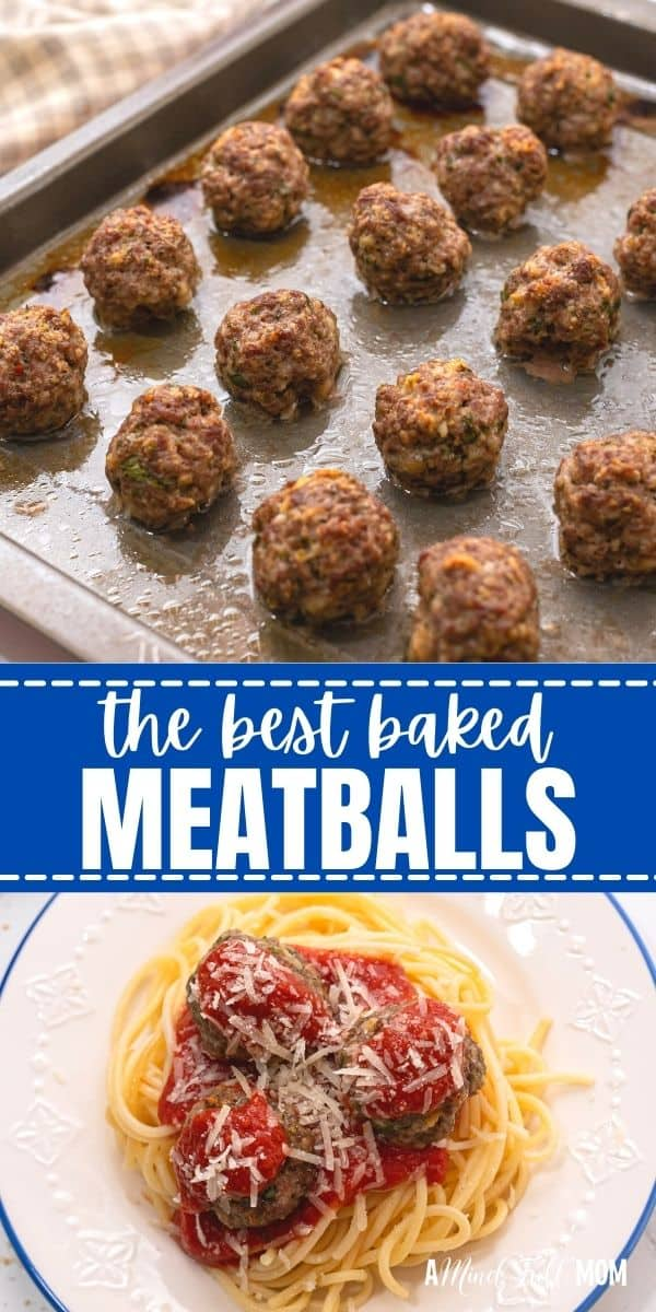 Hands down the World's Best Meatball Recipe!!! This recipe for Italian style baked meatballs uses a few tricks and tips that result in the most tender, most flavorful meatballs you have ever had! Hundreds of 5-star reviews!
