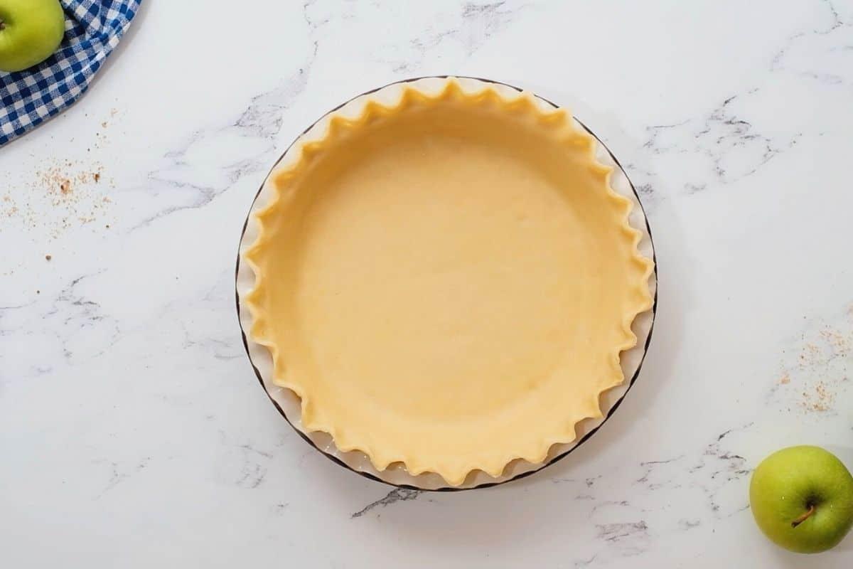 Dutch Apple Pie   A Mind